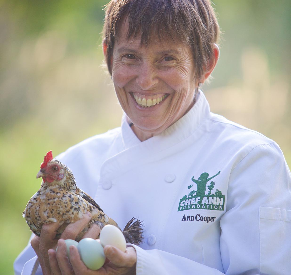 Episode 3: Chef Ann Cooper